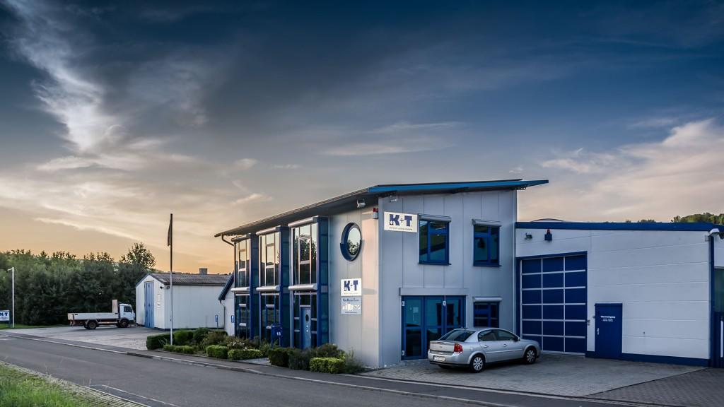 K+T Firmengebäude