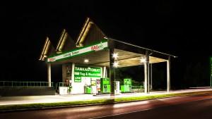 BAGeno Tankstelle